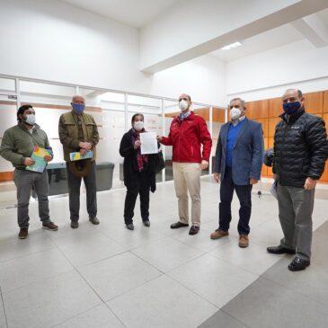 Principales gremios del país y la región exigen la pronta construcción del embalse La Punilla