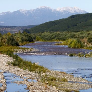 Regantes del Río Ñuble abordan impacto en aguas superficiales y subterráneas